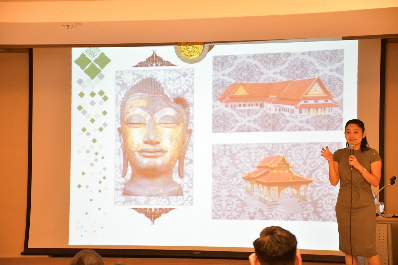 การบรรยายพิเศษ ให้นิสิต มศว เรื่อง นวัตกรรมกับการจัดการมรดกวัฒนธรรม ณ พิพิธภัณฑสถานแห่งชาติ พระนคร