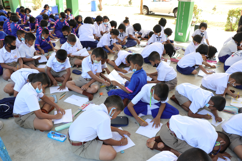 โครงการหอสมุดแห่งชาติสู่สถานศึกษาและชุมชน ประจำปี ๒๕๖๔ (ครั้งที่ ๒)