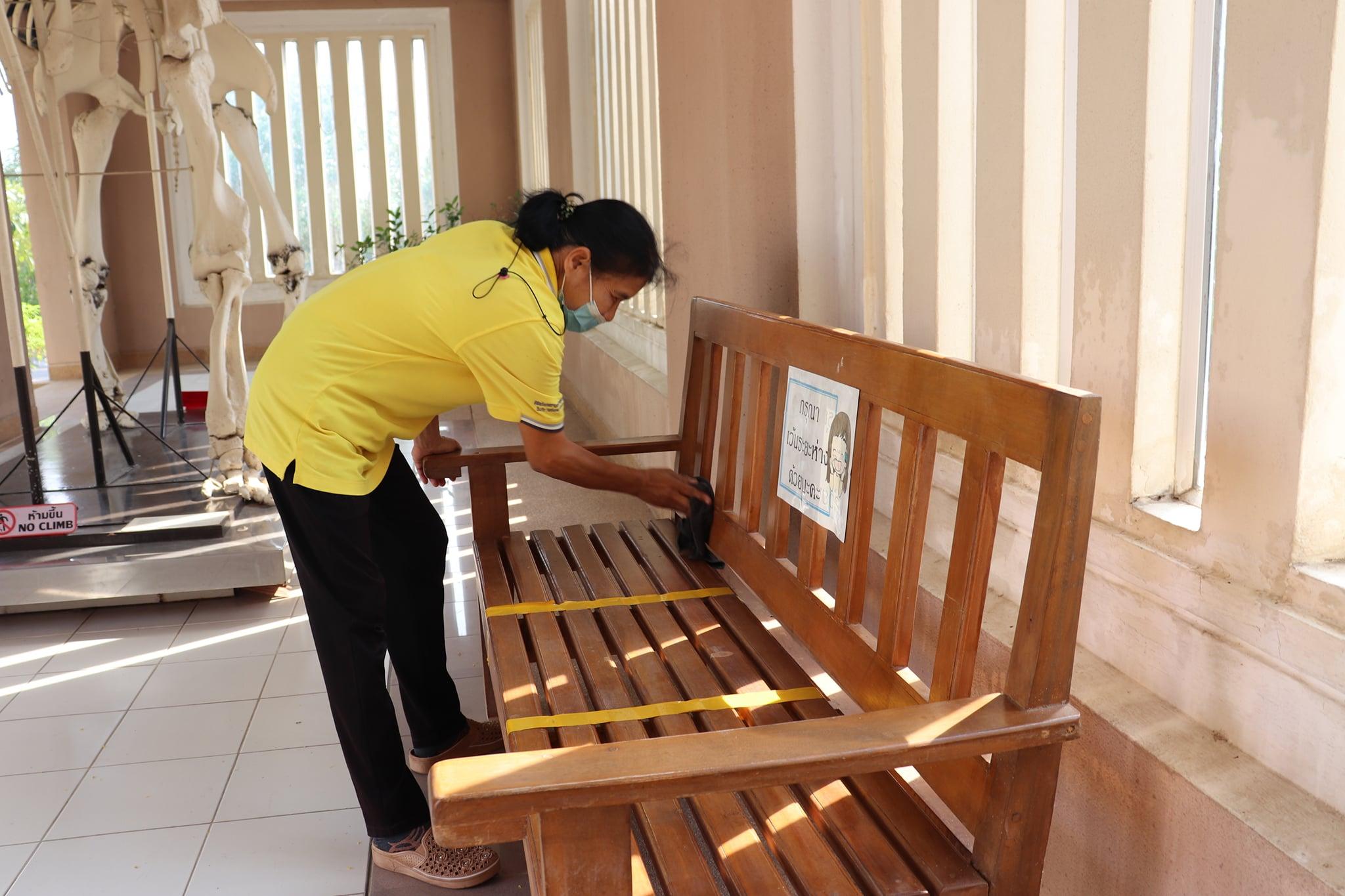 กิจกรรม   Big Cleaning Day   ประจำวันอาทิตย์ที่ ๒๘ มีนาคม ๒๕๖๔