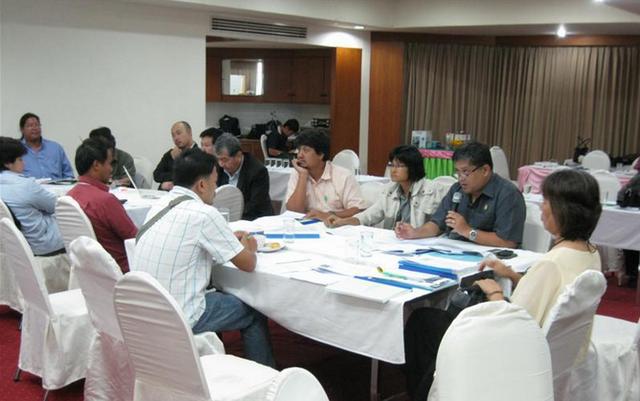 โครงการพัฒนาบุคลากรด้านการอนุรักษ์โบราณสถาน (ประชุมเชิงปฏิบัติการการนำเสนอแหล่งมรดกวัฒนธรรมเป็นมรดกโลก)