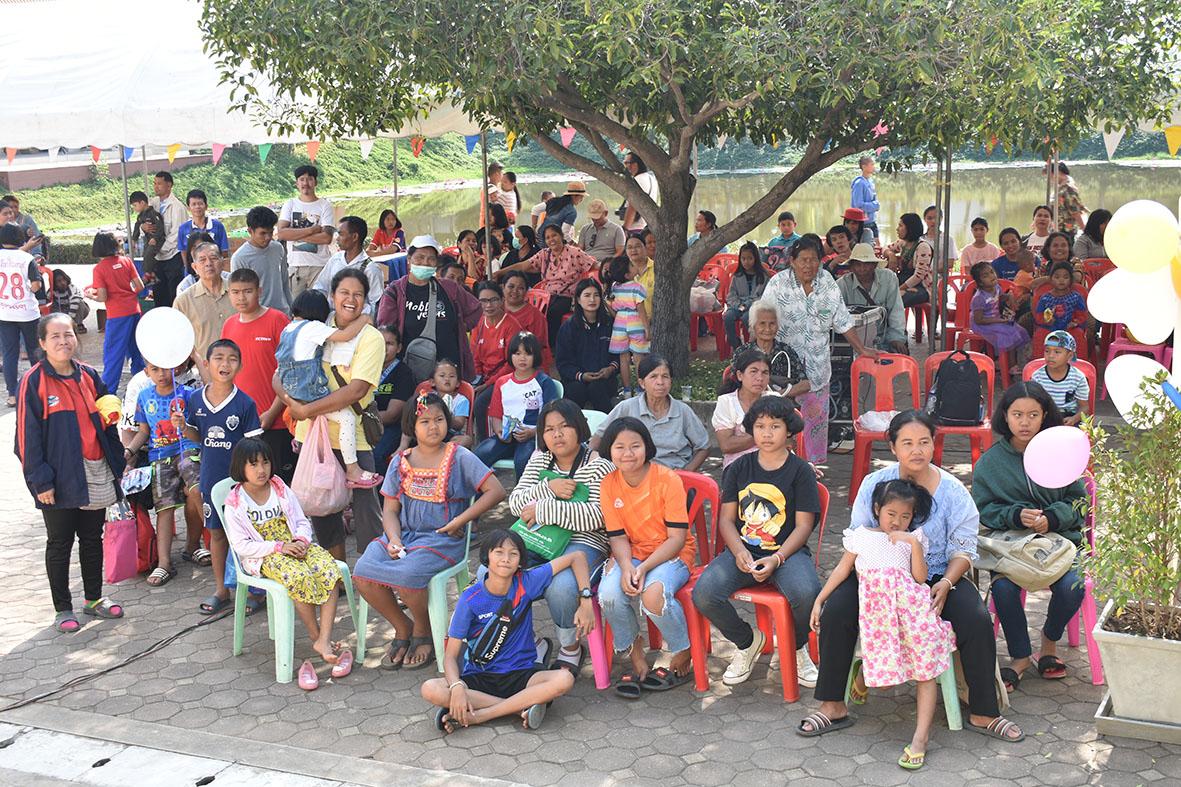 โครงการแหล่งเรียนรู้ทางวัฒนธรรมเด็กและเยาวชน (วันเด็กแห่งชาติ) ๒๕๖๓