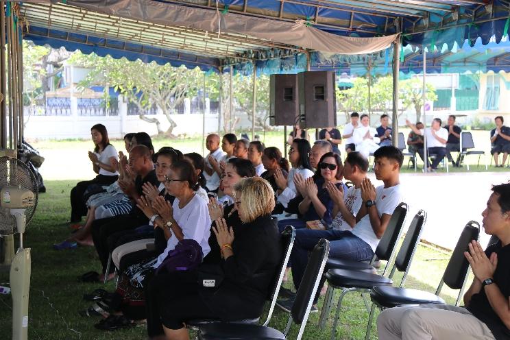 หอจดหมายเหตุแห่งชาติ จันทบุรี ทำบุญตักบาตรในวันปิยมหาราช