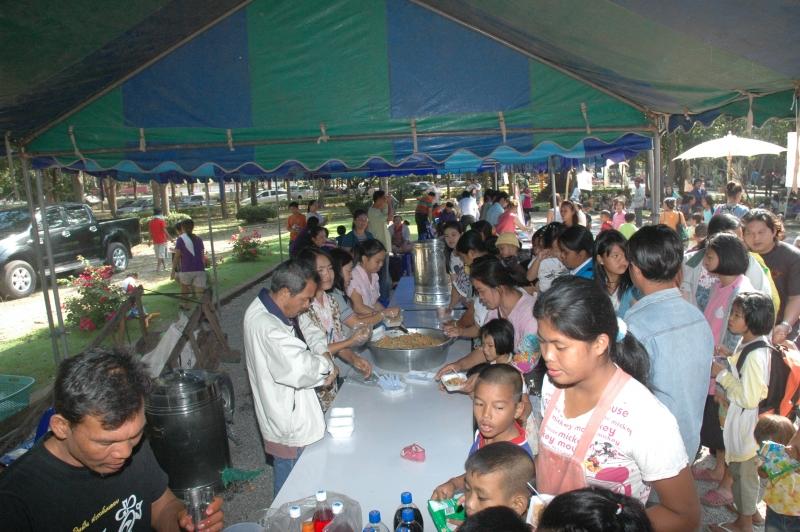 สรุปกิจกรรมวันเด็กแห่งชาติ ประจำปี ๒๕๕๔