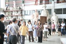 กิจกรรมเปิดบ้านศิลปากร ครั้งที่ ๓ สำนักช่างสิบหมู่