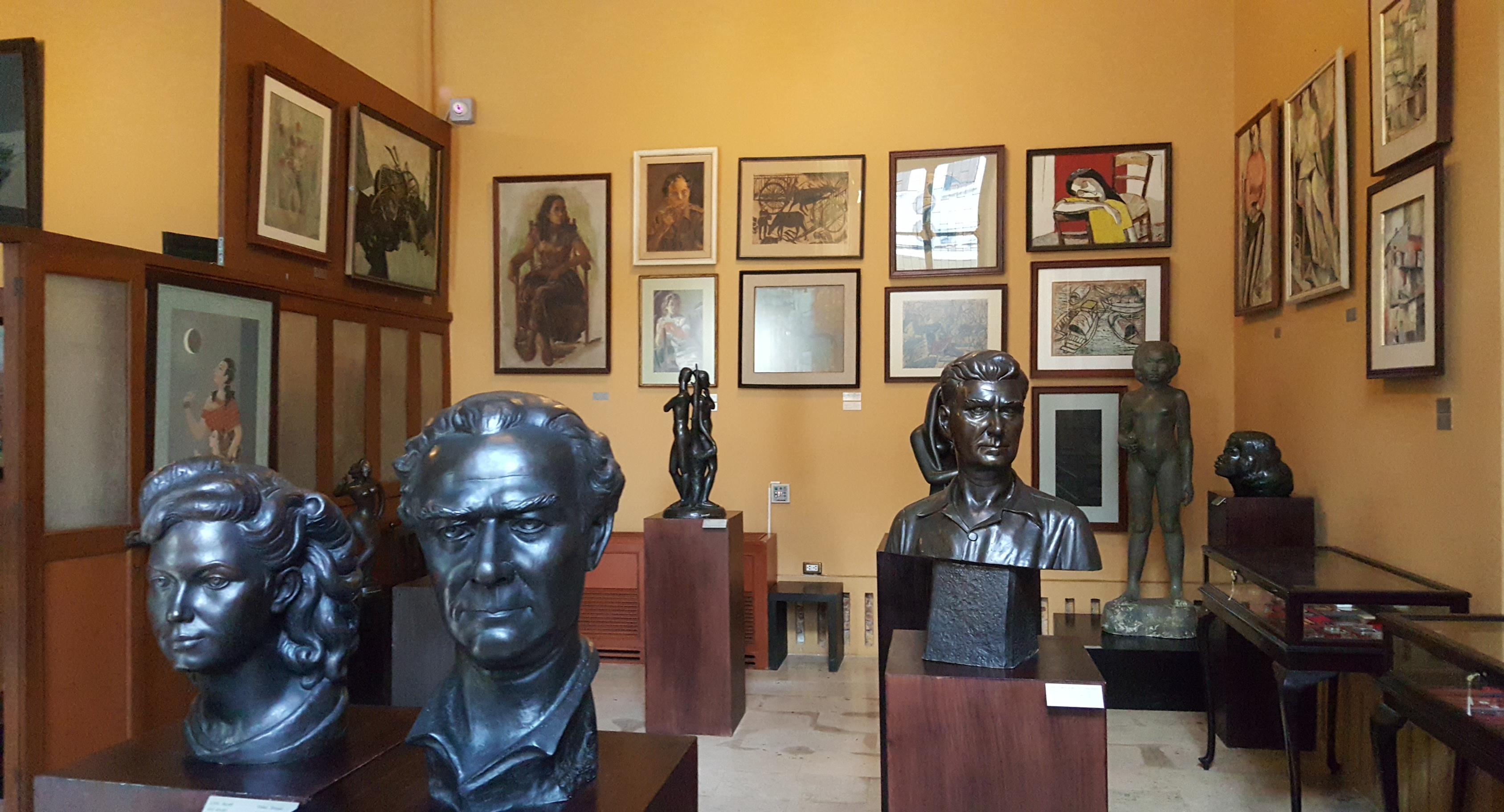 พิพิธภัณฑสถานแห่งชาติ ศิลป์ พีระศรี อนุสรณ์