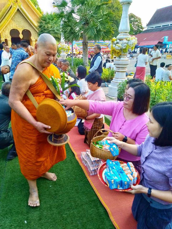กิจกรรมงานสัปดาห์ส่งเสริมการเผยแผ่พระพุทธศาสนาเนื่องในเทศกาลวันมาฆบูชา ประจำปี ๒๕๖๓