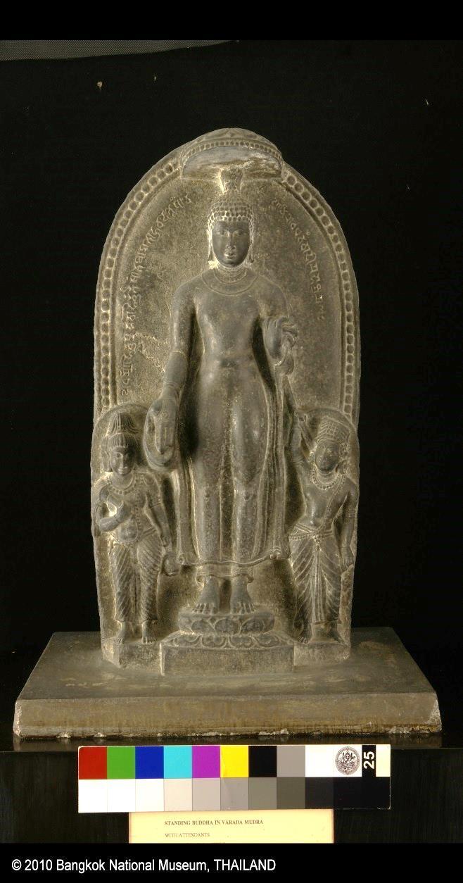 ฤกษ์ดีปีใหม่ ไหว้พระพุทธรูปวังหน้า พระปฏิมาแห่งแผ่นดิน พุทธศักราช ๒๕๕๘