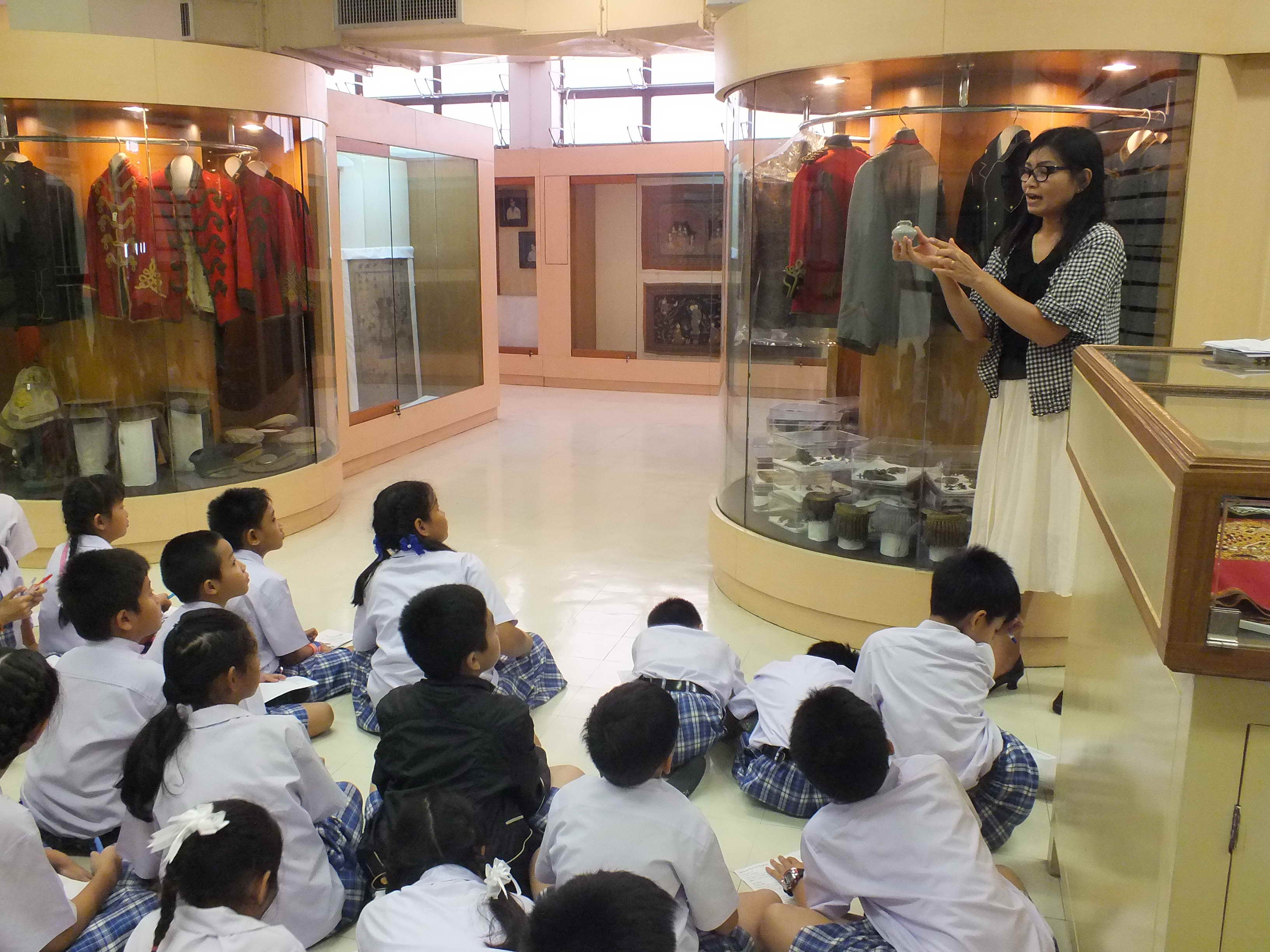 ทัศนศึกษานอกสถานที่ โรงเรียนแย้มสอาดรังสิต จังหวัดปทุมธานี