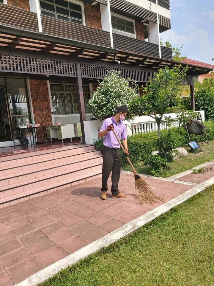 กิจกรรมรณรงค์การดูแลรักษามรดกทางศิลปวัฒนธรรมของชาติ เนื่องในวันอนุรักษ์มรดกไทยประจำปี 2563