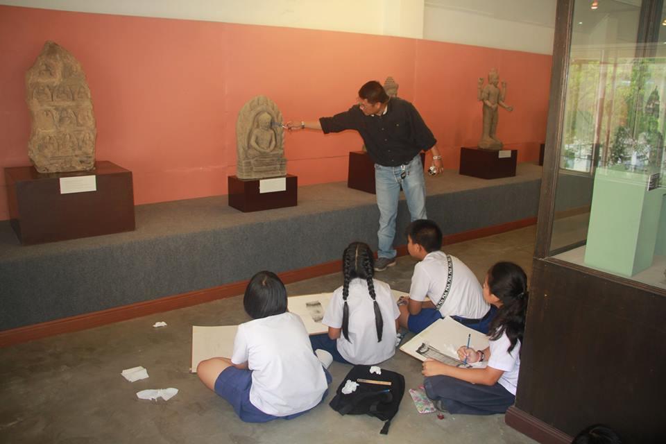กิจกรรมวันพิพิธภัณฑ์ไทย ๒๕๖๑