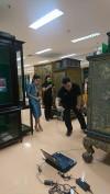 ศูนย์เทคโนฯ และสำนักหอสมุดแห่งชาติ หารือร่วมกับบริษัท NTTData ในโครงการจดหมายเหตุดิจิทัลมรดกวัฒนธรรมแห่งอาเซียน