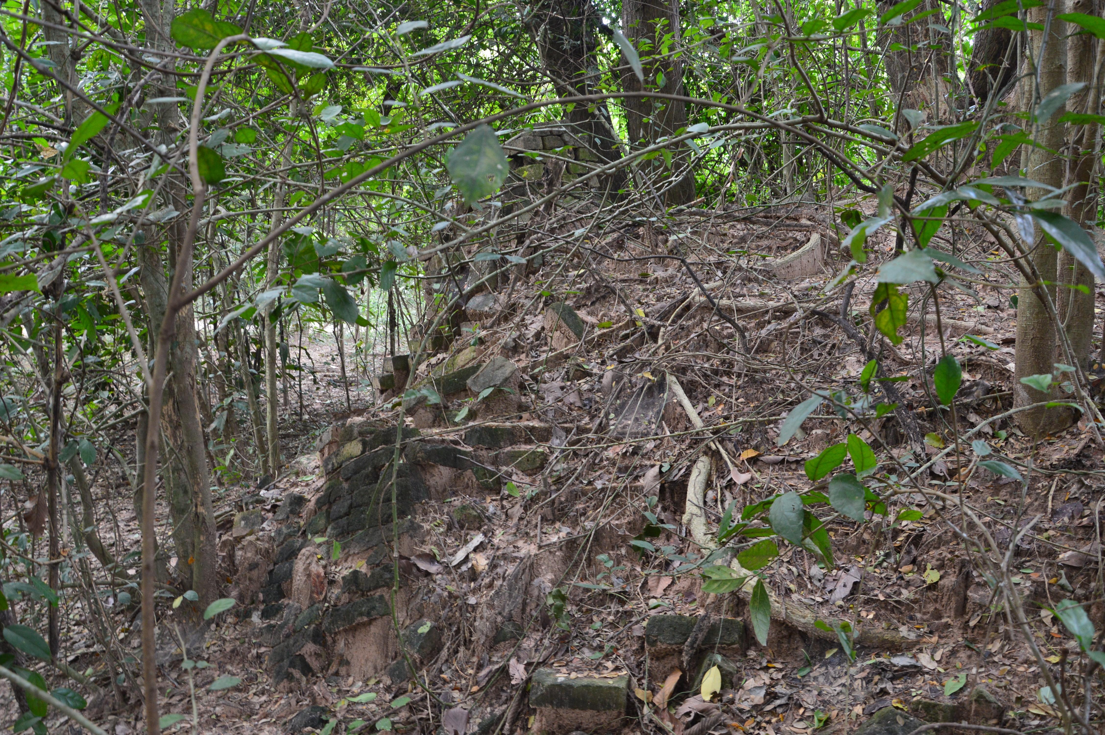 ผลการตรวจสอบโบราณสถานดอนปู่ตา บ้านหนองไฮ ตำบลหนองอีปาด อำเภอกันทรารมย์ จังหวัดศรีสะเกษ